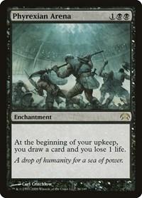 Phyrexian Arena, Magic: The Gathering, Planechase
