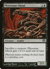 Phyrexian Ghoul, Magic: The Gathering, Planechase