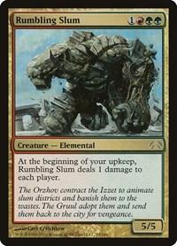 Rumbling Slum, Magic: The Gathering, Planechase