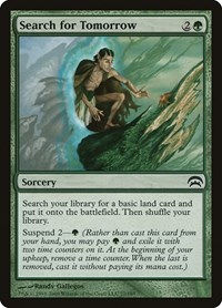Search for Tomorrow, Magic: The Gathering, Planechase