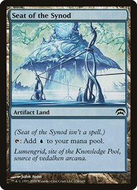 Seat of the Synod, Magic: The Gathering, Planechase
