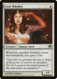 Soul Warden, Magic: The Gathering, Planechase