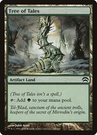 Tree of Tales, Magic, Planechase