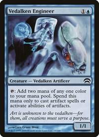 Vedalken Engineer, Magic: The Gathering, Planechase