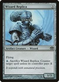 Wizard Replica, Magic: The Gathering, Planechase