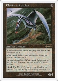 Clockwork Avian, Magic: The Gathering, Beatdown Box Set