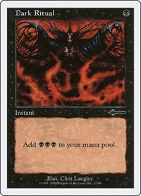 Dark Ritual, Magic: The Gathering, Beatdown Box Set