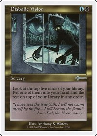 Diabolic Vision, Magic: The Gathering, Beatdown Box Set