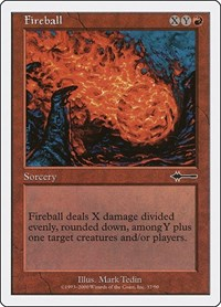 Fireball, Magic: The Gathering, Beatdown Box Set