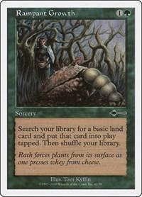 Rampant Growth, Magic: The Gathering, Beatdown Box Set
