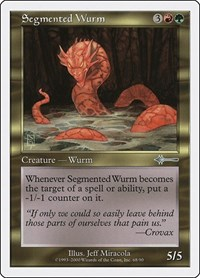 Segmented Wurm, Magic, Beatdown Box Set