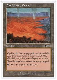 Smoldering Crater, Magic: The Gathering, Beatdown Box Set
