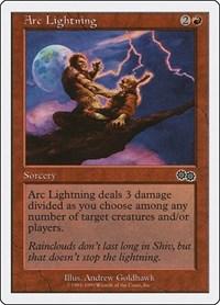 Arc Lightning, Magic: The Gathering, Battle Royale Box Set