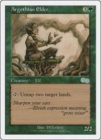 Argothian Elder, Magic: The Gathering, Battle Royale Box Set