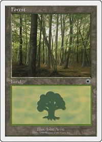 Forest (103), Magic: The Gathering, Battle Royale Box Set