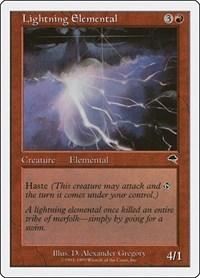 Lightning Elemental, Magic: The Gathering, Battle Royale Box Set