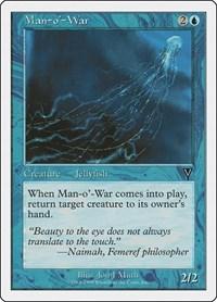 Man-o'-War, Magic: The Gathering, Battle Royale Box Set