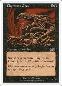 Phyrexian Ghoul, Magic: The Gathering, Battle Royale Box Set