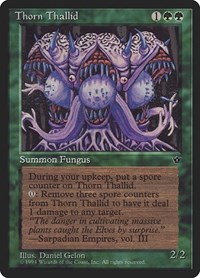 Thorn Thallid, Magic: The Gathering, Fallen Empires