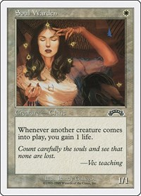 Soul Warden, Magic: The Gathering, Battle Royale Box Set
