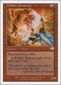 Wildfire Emissary, Magic: The Gathering, Battle Royale Box Set