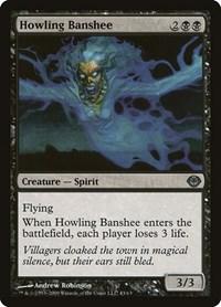 Howling Banshee, Magic: The Gathering, Duel Decks: Garruk vs. Liliana
