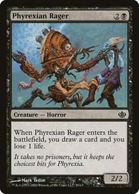 Phyrexian Rager, Magic: The Gathering, Duel Decks: Garruk vs. Liliana