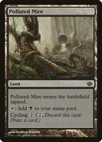 Polluted Mire, Magic: The Gathering, Duel Decks: Garruk vs. Liliana