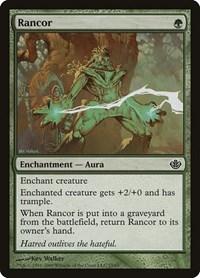 Rancor, Magic, Duel Decks: Garruk vs. Liliana