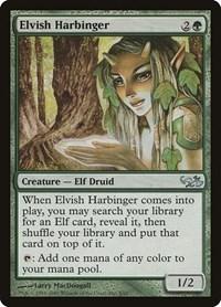 Elvish Harbinger, Magic, Duel Decks: Elves vs. Goblins