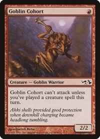 Goblin Cohort, Magic: The Gathering, Duel Decks: Elves vs. Goblins