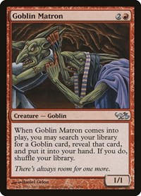Goblin Matron, Magic: The Gathering, Duel Decks: Elves vs. Goblins