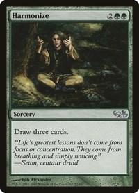 Harmonize, Magic: The Gathering, Duel Decks: Elves vs. Goblins