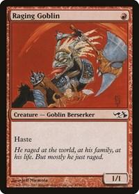 Raging Goblin, Magic: The Gathering, Duel Decks: Elves vs. Goblins