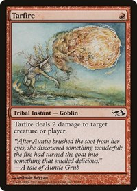 Tarfire, Magic, Duel Decks: Elves vs. Goblins