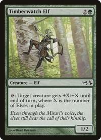 Timberwatch Elf, Magic, Duel Decks: Elves vs. Goblins