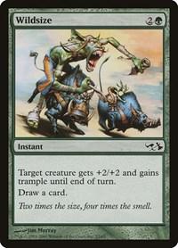 Wildsize, Magic, Duel Decks: Elves vs. Goblins