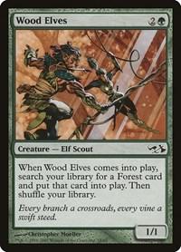 Wood Elves, Magic: The Gathering, Duel Decks: Elves vs. Goblins