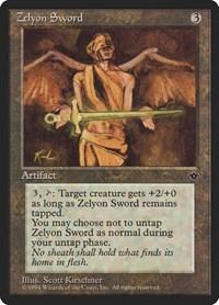 Zelyon Sword, Magic: The Gathering, Fallen Empires