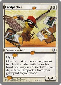 Cardpecker, Magic: The Gathering, Unhinged