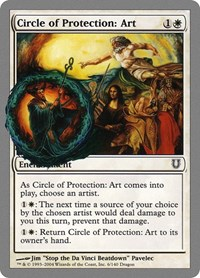 Circle of Protection: Art, Magic, Unhinged