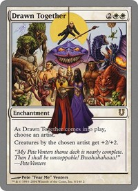 Drawn Together, Magic: The Gathering, Unhinged