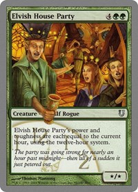 Elvish House Party, Magic, Unhinged