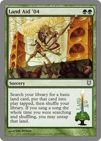 Land Aid '04, Magic: The Gathering, Unhinged