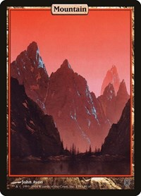 Mountain - Full Art (MP)