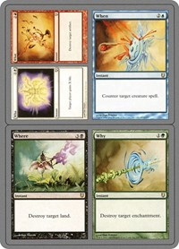 Who // What // When // Where // Why, Magic: The Gathering, Unhinged