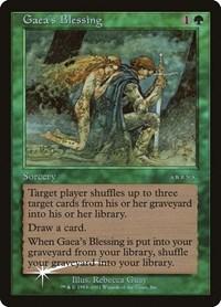 Gaea's Blessing, Magic, Arena Promos