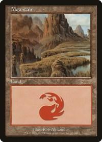 Mountain (2003), Magic: The Gathering, Arena Promos