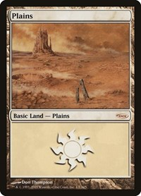 Plains (2005), Magic: The Gathering, Arena Promos