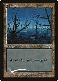Swamp (1999), Magic: The Gathering, Arena Promos